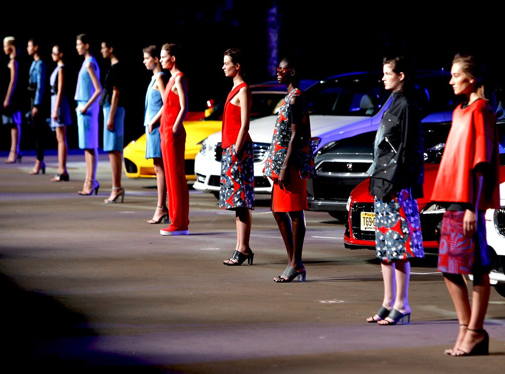 Opening Ceremony, Mercedes-Benz Fashion Week Spring 2014