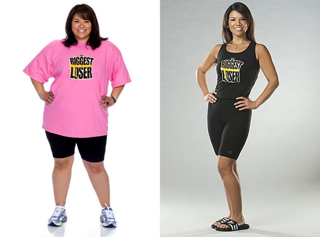 Michelle Aguilar, Biggest Loser