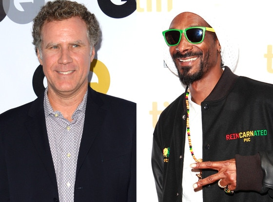 Will Ferrell, Snoop Dogg
