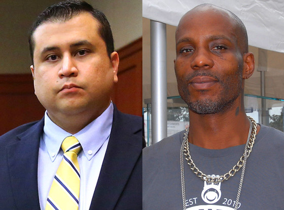 George Zimmerman, DMX