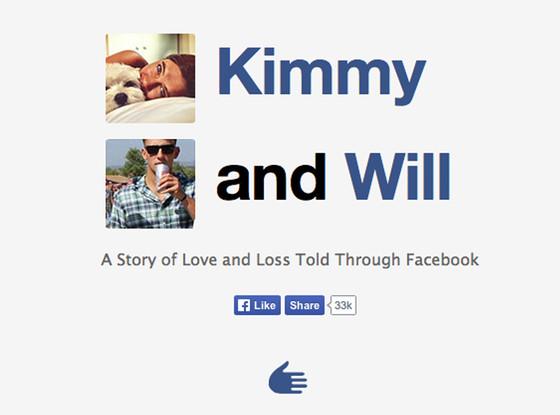 Kimmy, Will, Facebook
