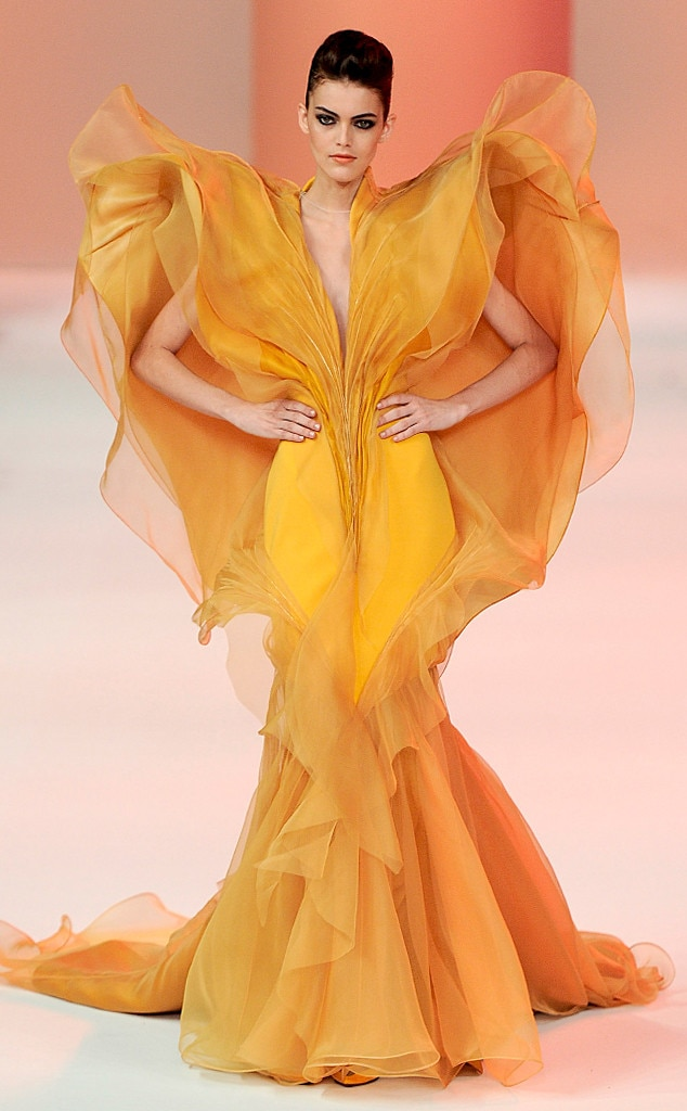 Stephane Rolland, Spring-Summer 2014, Paris Fashion Week