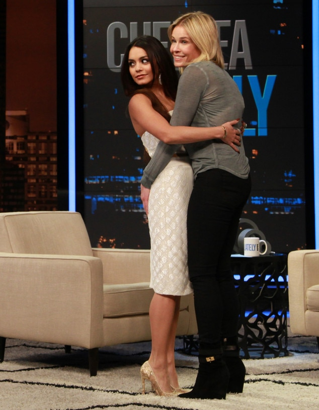 Chelsea Lately, Vanessa Hudgens