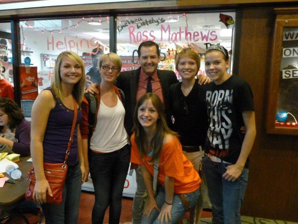 Ross Mathews' Friends