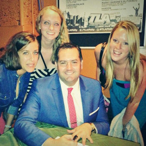 Ross Mathews, Friends