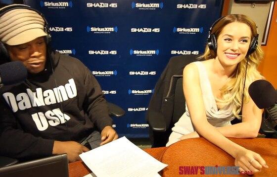 Lauren Conrad, Sway Radio