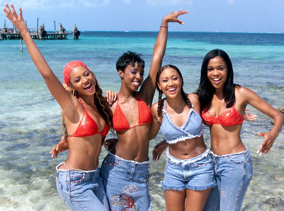 Destiny's Child, Beyonce, Kelly Rowland, Michelle Williams