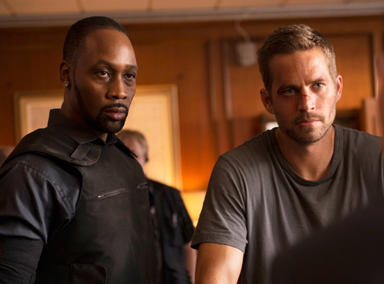 RZA, Paul Walker, Brick Mansions