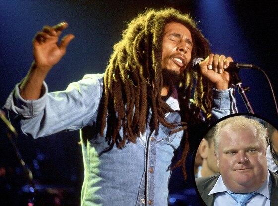 Rob Ford, Bob Marley