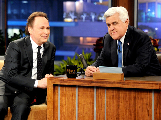 The Tonight Show with Jay Len, Billy Crystal, Jay Leno