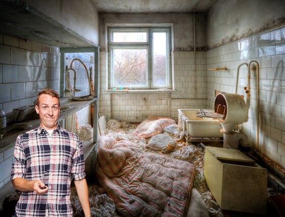 soup - r bedroom