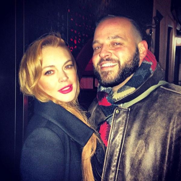Lindsay Lohan, Daniel Franzese