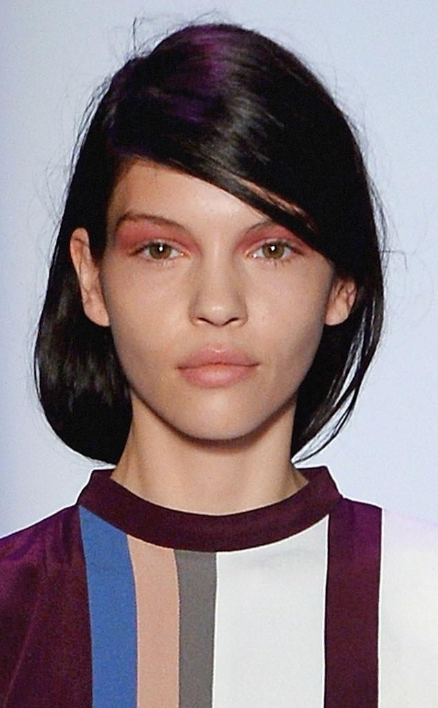 NYFW, BCBGMAXAZRIA, Makeup