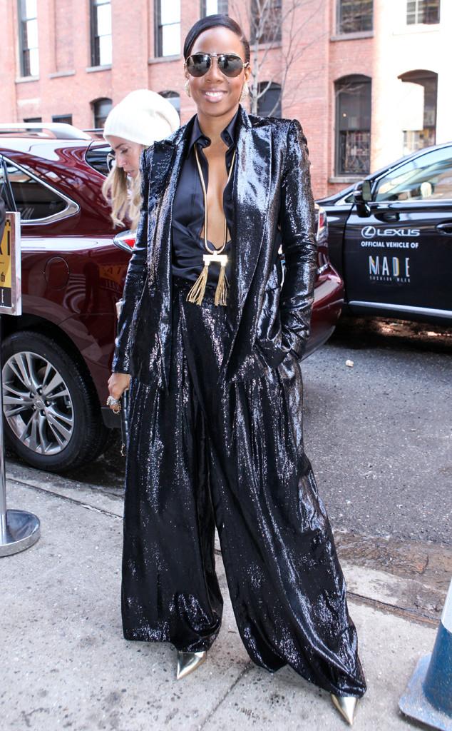 Kelly Rowland, NYFW