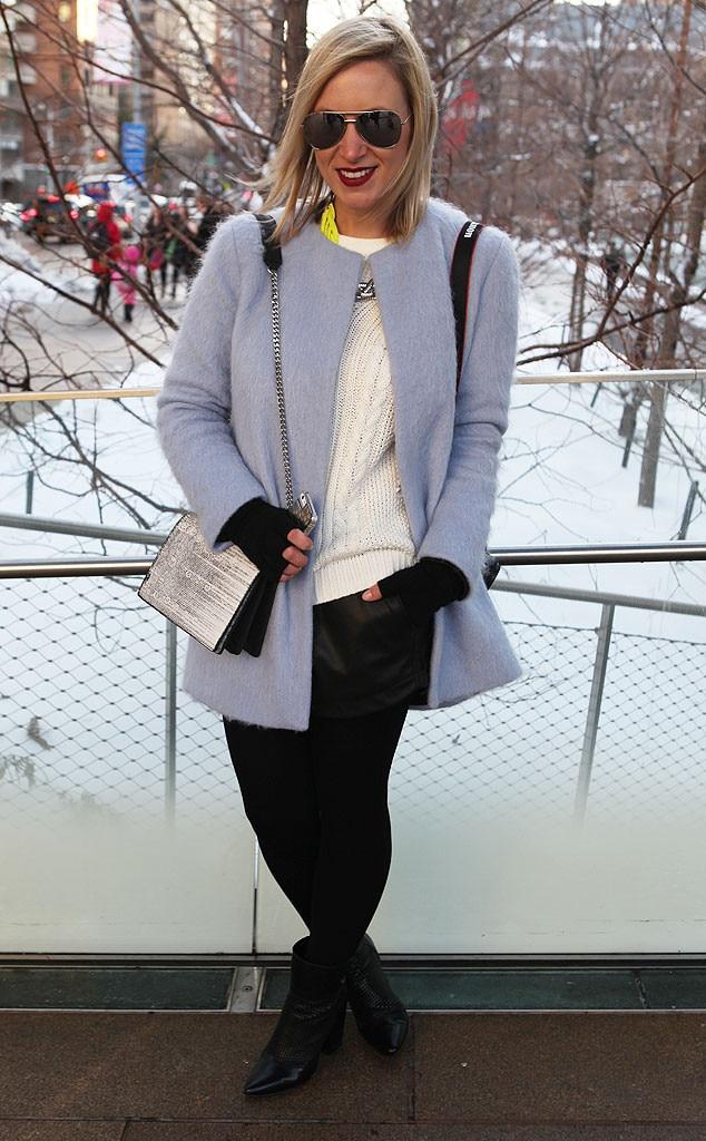 Street Style, Nikki Mihton