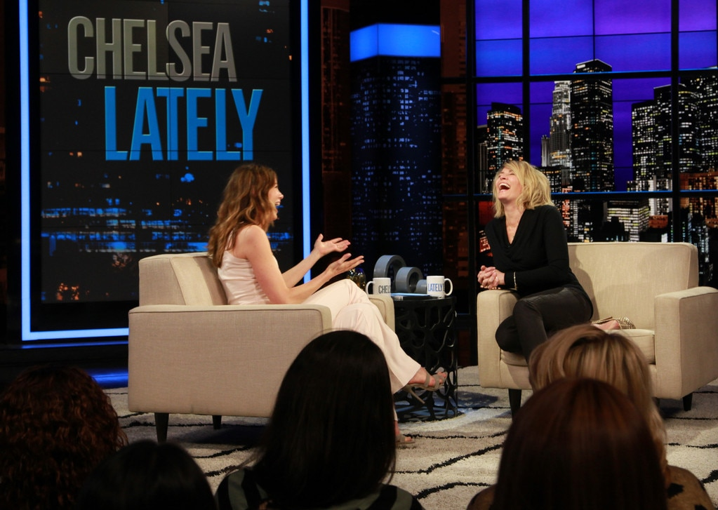 Michelle Monaghan, Chelsea Lately