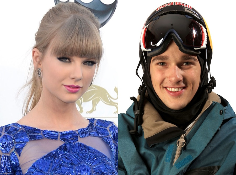 Nick Goepper, Taylor Swift