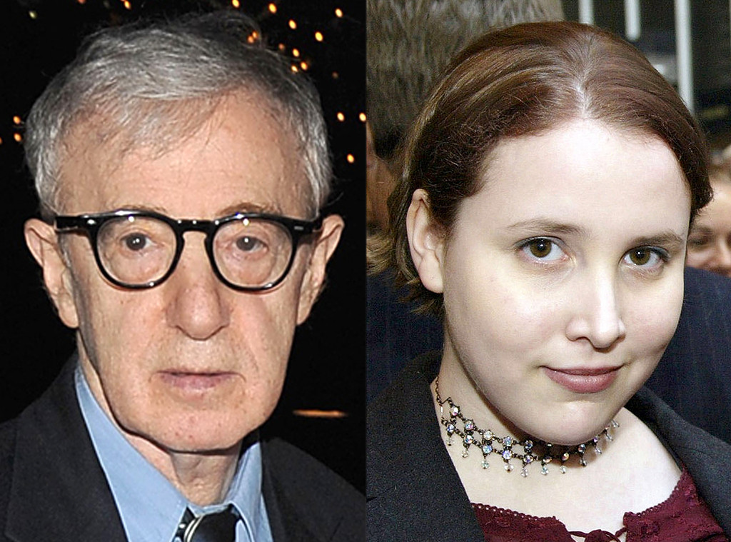 Dylan Farrow, Woody Allen