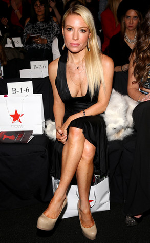 Tracy Anderson, NYFW, Front Row