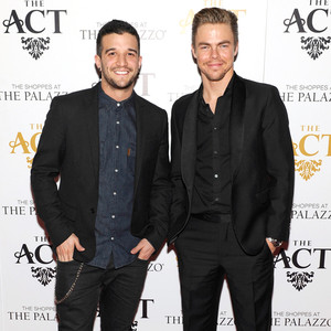 Mark Ballas, Derek Hough