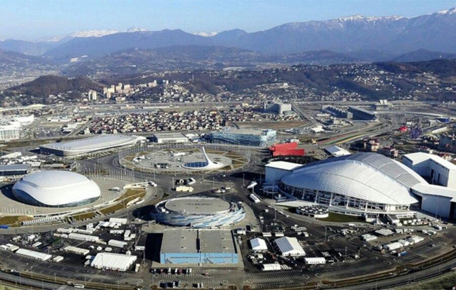 Winter Olympic Stadium Sochi