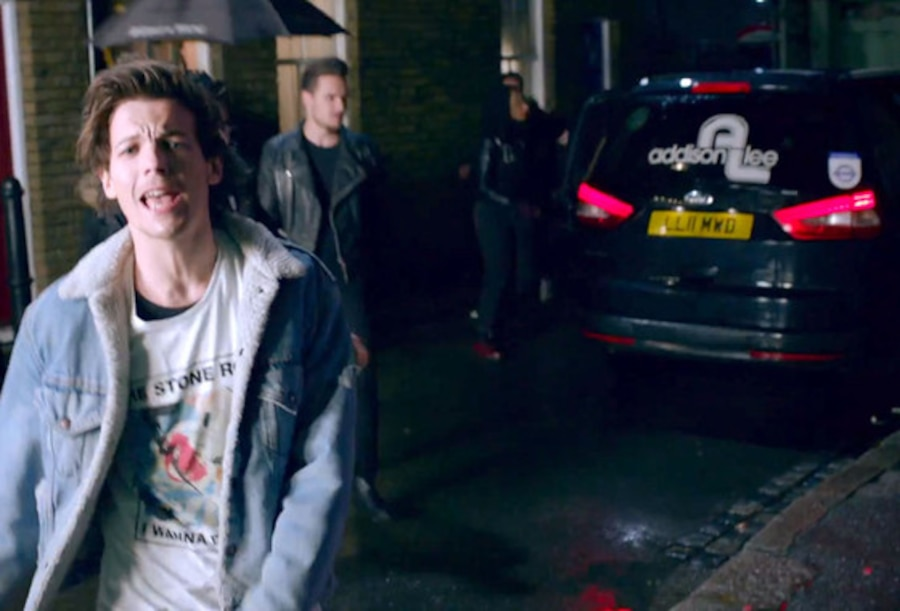 One Direction, Addison Lee