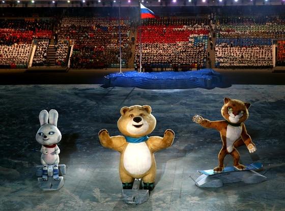 Olympic Bear