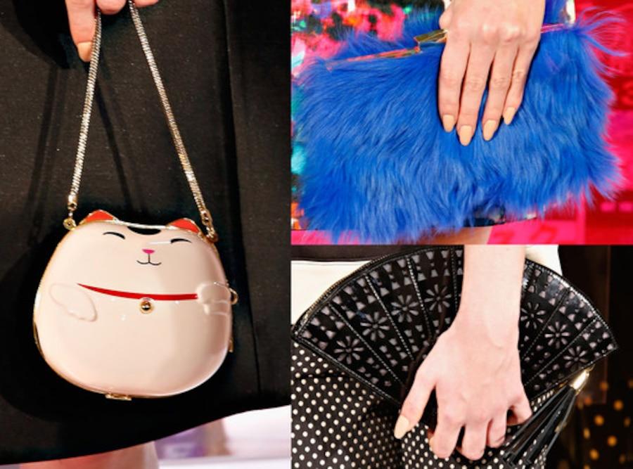 NYFW, Kate Spade New York, Bag detail
