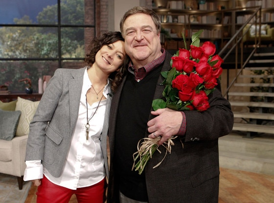 John Goodman, Sara Gilbert, The Talk