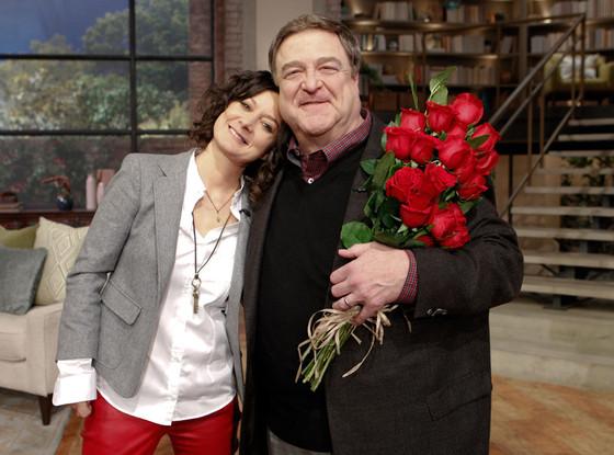 John Goodman, Sara Gilbert, The Talk