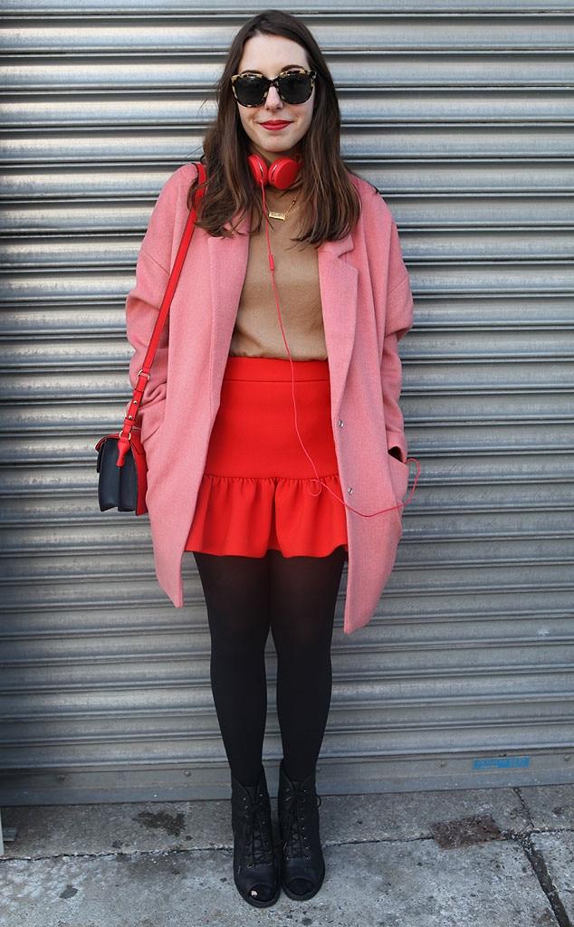 Street Style, Rachel Schwartzman