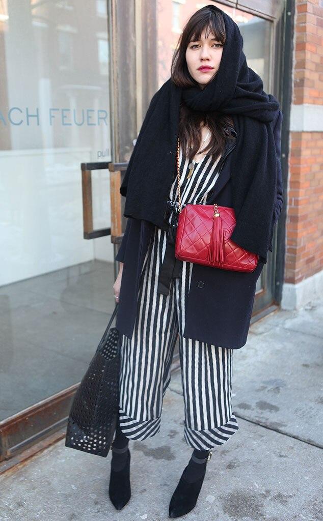 Street Style, Natalie Suarez