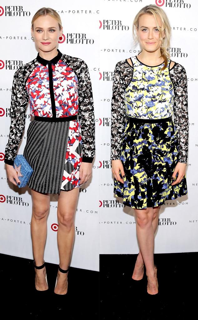 Taylor Schilling Diane Kruger