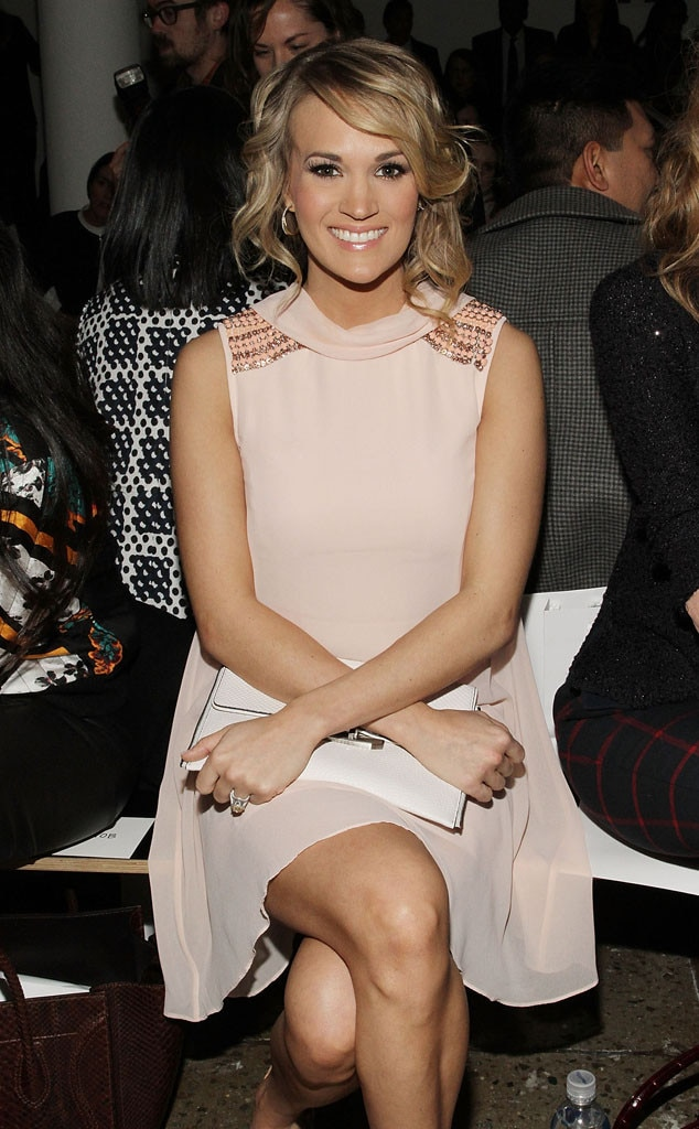 Carrie Underwood, NYFW