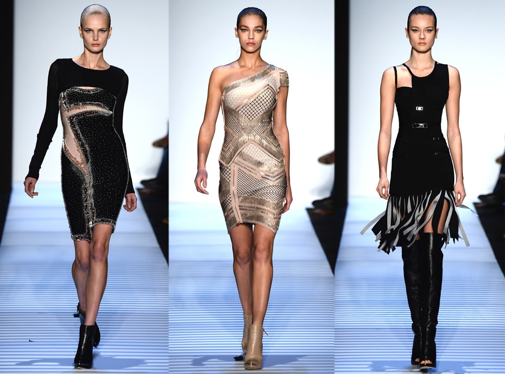 Herve Leger By Max Azria, NYFW