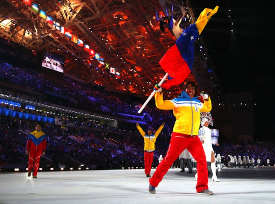 Antonio Pardo, Olympics, Sochi