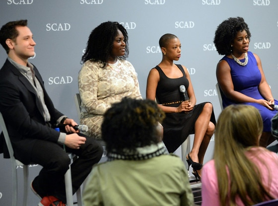 Matt McGorry, Danielle Brooks, Samira Wiley, Uzo Aduba
