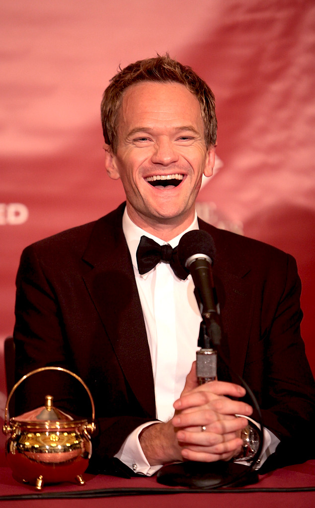 Neil Patrick Harris, The Hasty Pudding Theatricals, Man of the Year