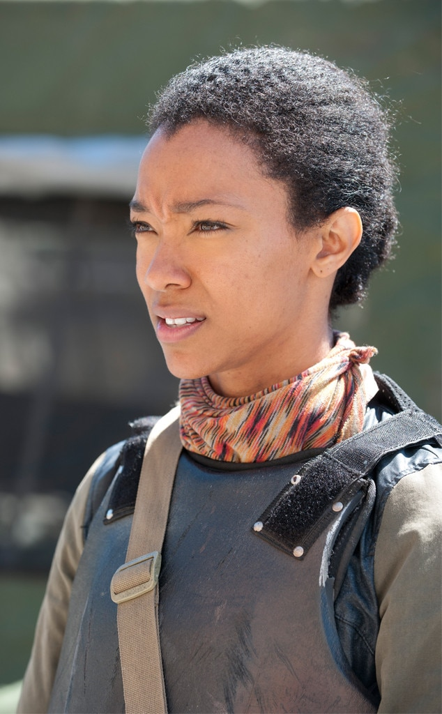 Sonequa Martin-Green, The Walking Dead