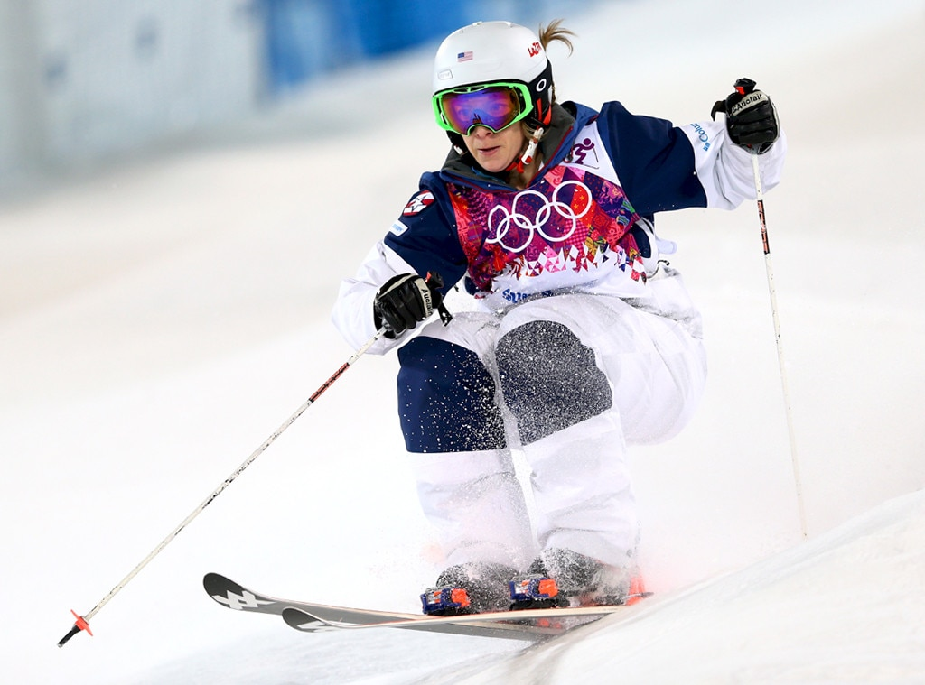Hannah Kearney, Olympics, Sochi
