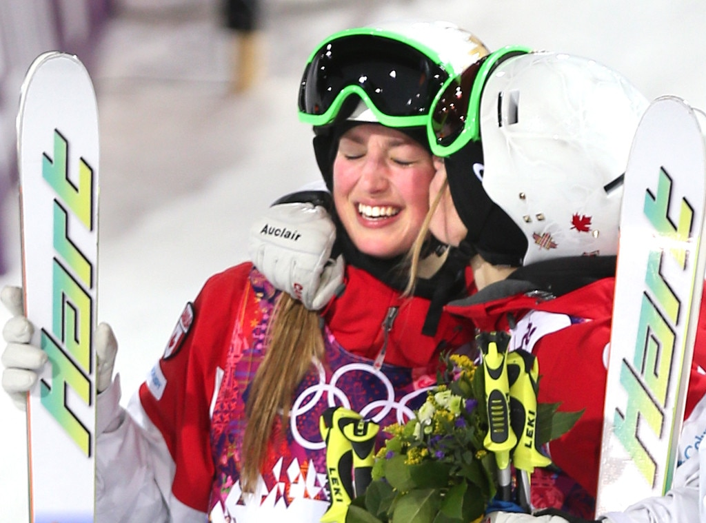 Justine Dufour-LaPointe, Chloe Dufour-LaPointe, Olympics, Sochi