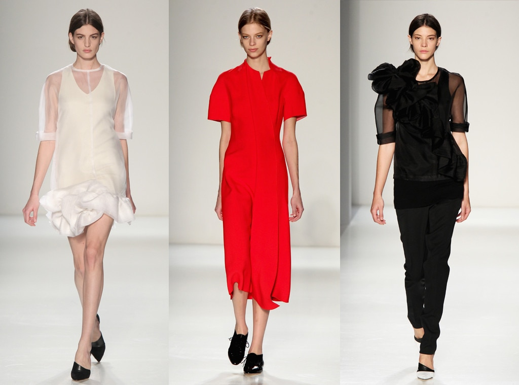 Victoria Beckham, Fashion Week