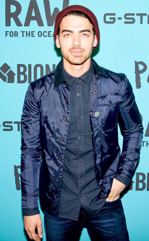 Joe Jonas, NYFW