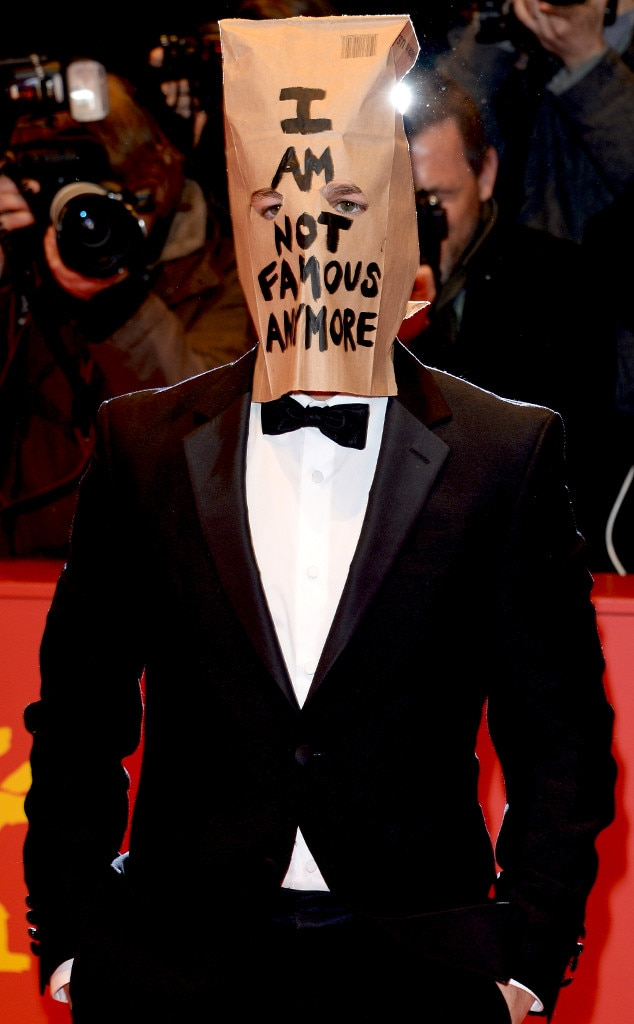 Shia LaBeouf, Paper Bag