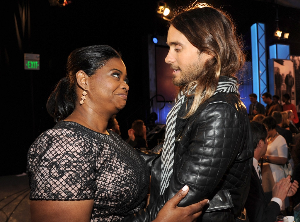 Octavia Spencer, Jared Leto, Independent Spirit Awards