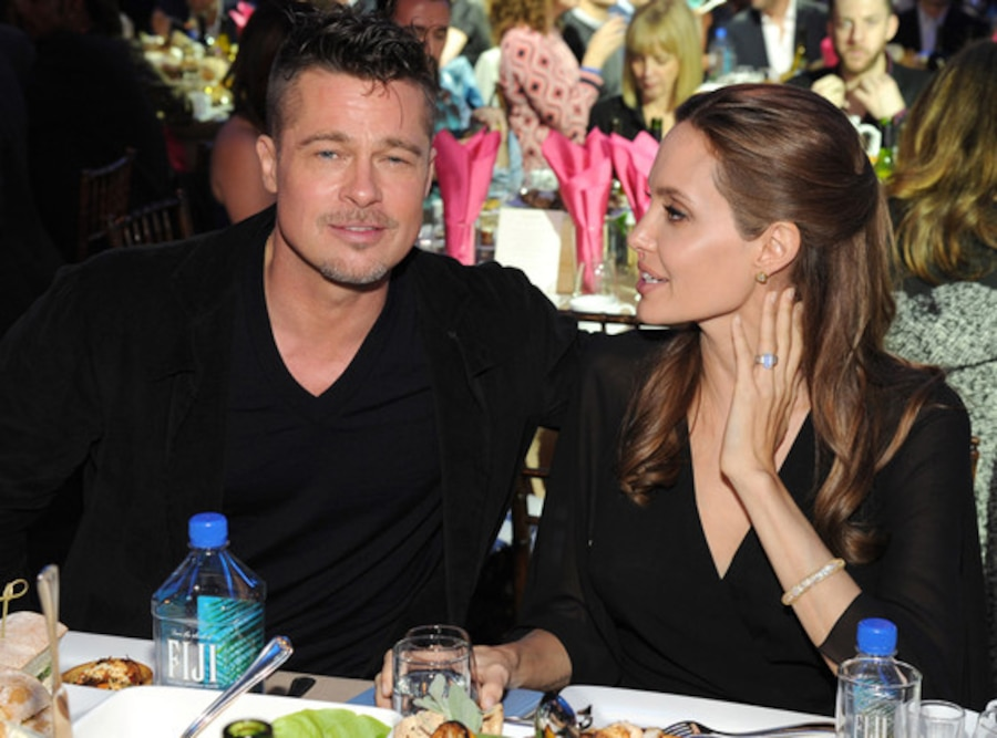 Brad Pitt and Angelina Jolie, Film Independent Spirit Awards