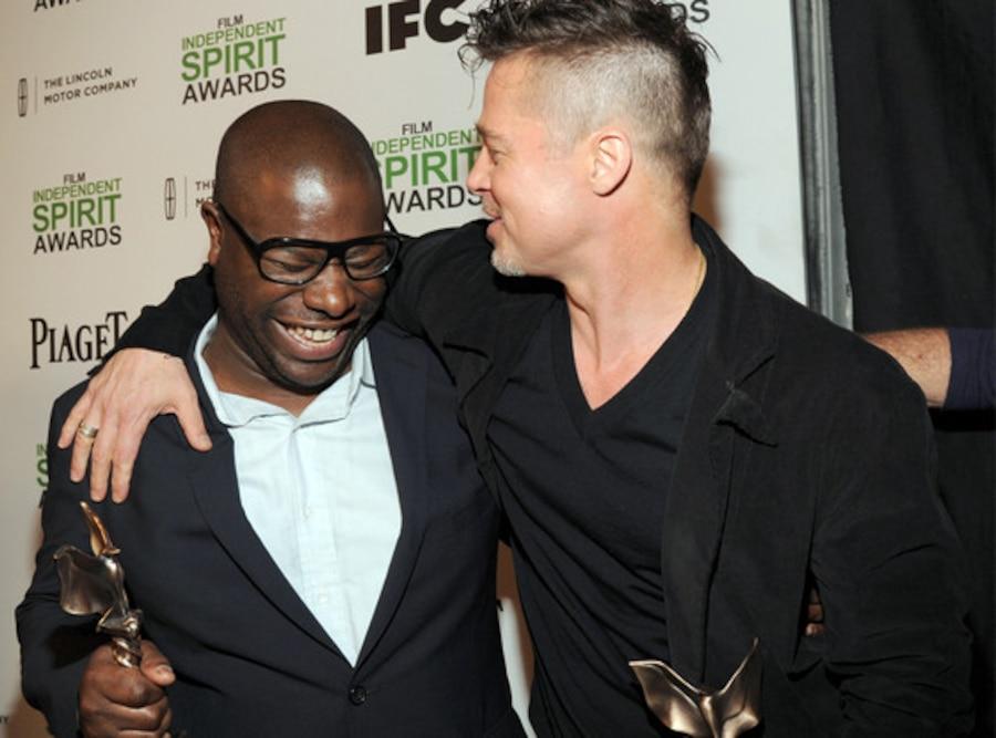 Steve McQueen, Brad Pitt, Independent Spirit Awards