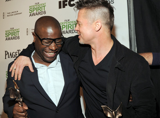 Steve McQueen, Brad Pitt, Independent Spirit Awards