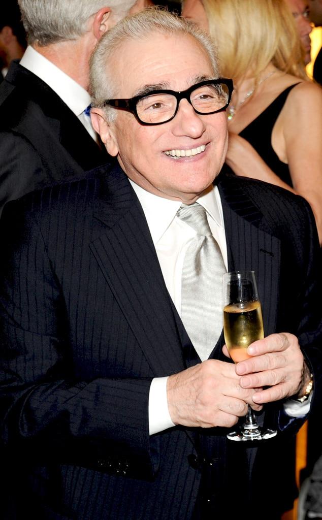 Martin Scorsese, Giorgio Armani Honors Martin Scorsese