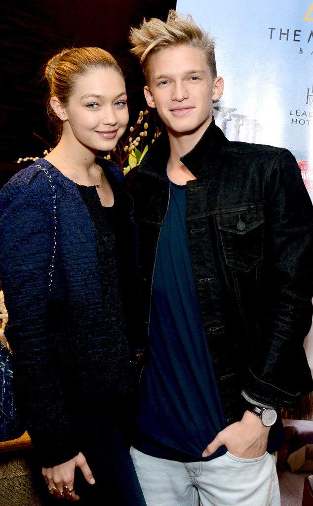 Gigi Hadid, Cody Simpson, Kari Feinstein's Oscars Style Lounge